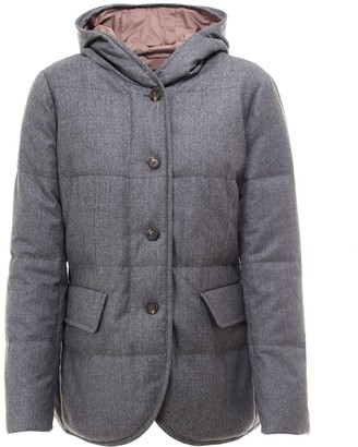 Brunello Cucinelli Padded Jacket