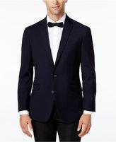 Kenneth Cole Reaction Men's Slim-Fit Soft Navy Geo Sport Coat