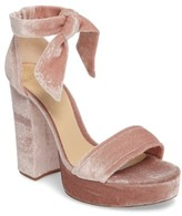 Alexandre Birman Women's Celine Platform Sandal