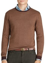 Polo Ralph Lauren Silk Cotton Crewneck Sweater