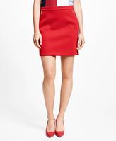 Brooks Brothers Twill Skirt