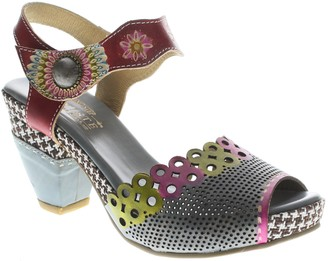 Spring Step L'Artiste Leather Sandals - Jive