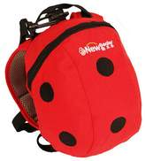 """Kylin Express Kid's Lovely Animal Anti-Lost Bag/Baby""""s Backpack With a Anti-Lost Belt,Ladybird"""