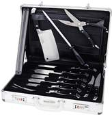 Berghoff Forged Ergonomic Knife Set with Case (12 PC)