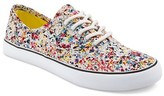 Mossimo Women's Layla Patterned Canvas Sneakers