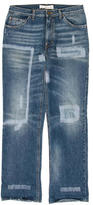 Golden Goose Deluxe Brand Distressed Five-Pocket Jeans