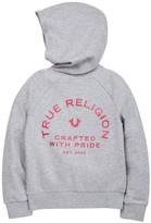 True Religion Branded Hoodie (Toddler & Little Girls)