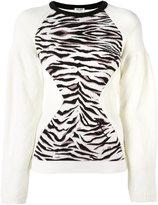 Kenzo 'Tiger Stripes' jumper