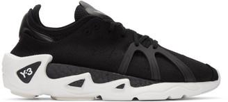 Y-3 Y 3 Black FYW S-97 Sneakers