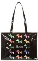 Harrods Union Jack Westie Shoulder Bag