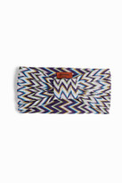 Missoni Front Knit Headband