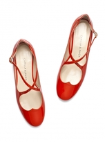 Camilla Elphick LOVER FLATS IN RED - LAST PAIR