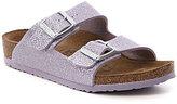 Birkenstock Girl's Arizona Double Banded Buckle Slip On Sandals