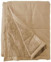 L.L. Bean L.L.Bean Ultraplush Sateen Blanket, PrimaLoft-Filled