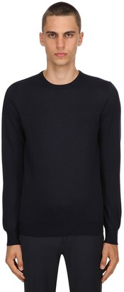 Tagliatore Wool Knit Sweater
