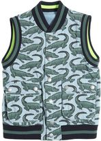 Stella McCartney Reversible Cotton Canvas Vest