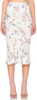 Somedays Lovin Sundown Floral Midi Skirt