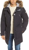 Helly Hansen Men's Legacy Parka With Faux Fur Trim