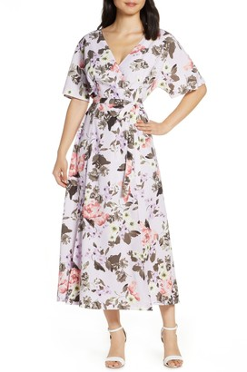 French Connection Armiose Crepe Maxi Dress