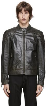 Belstaff Black Outlaw Jacket