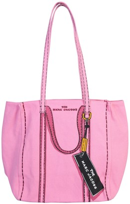 Marc Jacobs The Trompe Loeil Tag Tote Bag