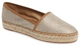 Johnston & Murphy Women's Jaden Espadrille Flat