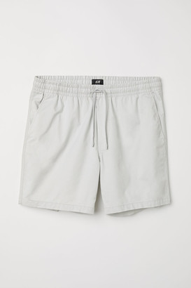 H&M Cotton Shorts - Gray