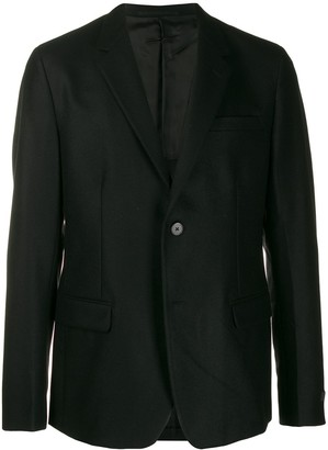 Prada single-breasted wool blazer