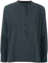 Margaret Howell front placket shirt