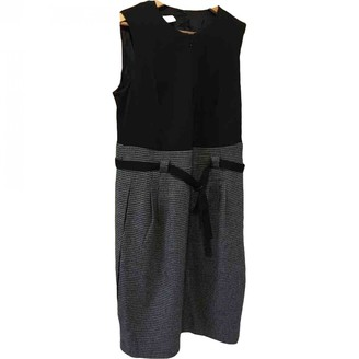 Akris Punto Wool Dress for Women