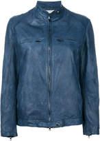 Salvatore Santoro zipped biker jacket
