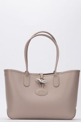Longchamp Roseau Small Tote Bag