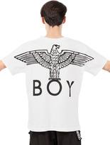 Boy London Boy Eagle Printed Cotton T-Shirt