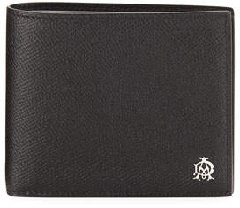 Dunhill Cadogan Leather Billfold Wallet, Black