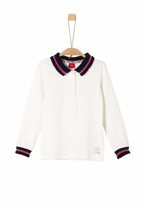 S'Oliver Girl's 53.908.35.5938 Polo Shirt
