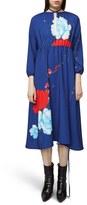 Vetements Women's Floral Print Dress
