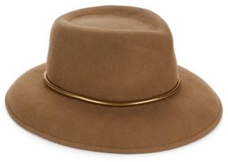 Eric Javits Beatriz Textured Wool Hat