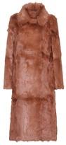Tory Burch Anya fur coat