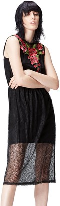 Find. Amazon Brand Women's Floral Midi Dress