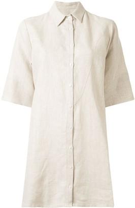 Georgia Alice Pierre shirt dress