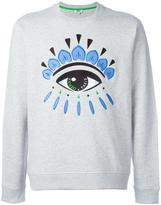 Kenzo Eye sweatshirt - men - Cotton/Polyester - L