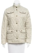 Barbour Quilted Lightweight Jacket