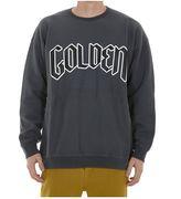 Golden Goose Deluxe Brand Round Neck Fleece Sweatshirt