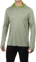 The North Face Reactor Hooded Shirt - Long Sleeve (For Men)