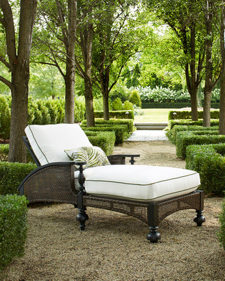 Lane Venture Hemingway Plantation Adjustable Chaise