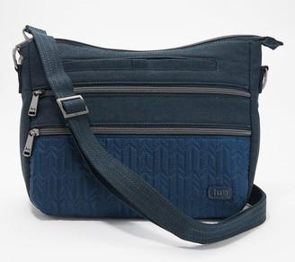 Lug Medium Crossbody Bag - Slider