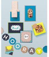 Martha Stewart Crafts Frame Border Set, Eyelet Flowers