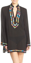 Nanette Lepore Mambo Tunic Cover-Up