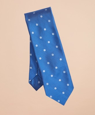 Brooks Brothers Polka-Dot Silk Tie