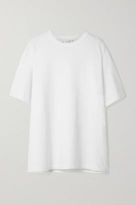 The Row Aprila Cotton T-shirt - White